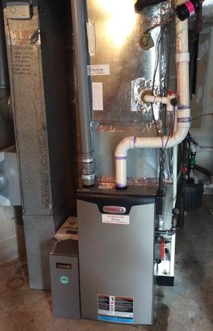 Furnace Replacement in Ho-Ho-Kus, NJ - After Photo