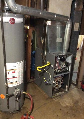 Furnace Replacement in Morristown, NJ