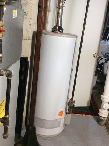 Water Heater Replacement in Chatham, NJ.