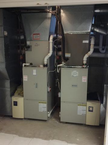 Furnace replacement in Warren, NJ