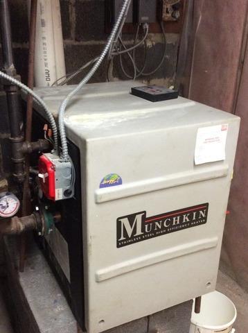 Boiler Replacement in Boonton, NJ