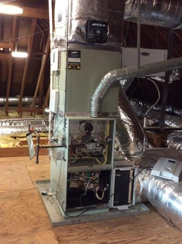 Furnace Replacement in Mendham, NJ
