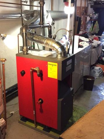 Boiler Replacement in Bound Brook, NJ - After Photo