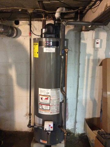Madison Water Heater Replacement
