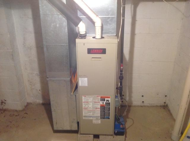 Furnace Replacement in New Vernon