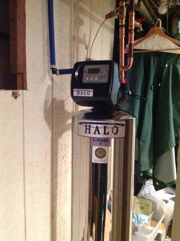 Halo Water Conditioning in Livingston