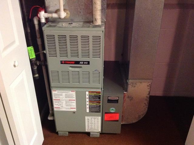 Randolph Filter Cabinet Install in Randolph, NJ
