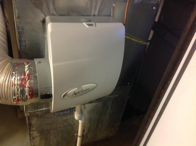 Humidifier Replacement in Randolph, NJ
