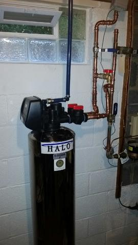 Water Conditioner Install in Morristown, NJ