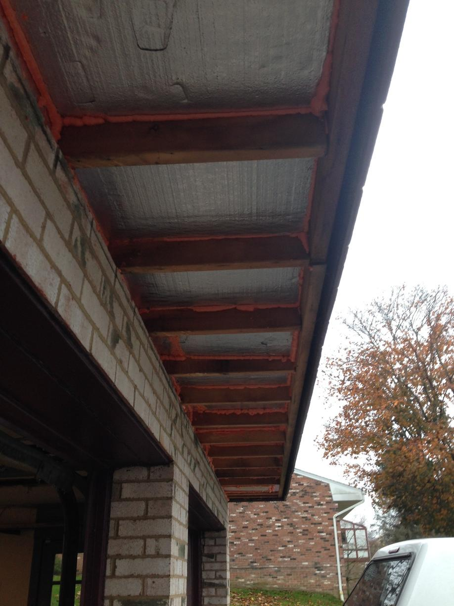 SilverGlo insulation, Gibsonia, PA - After Photo