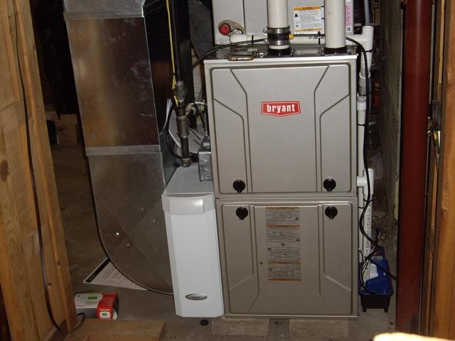 Furnace installation in Pittsburgh, PA