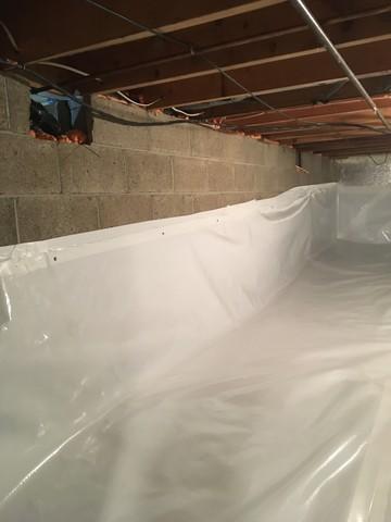 Crawlspace Encapsulation, Ingomar, PA