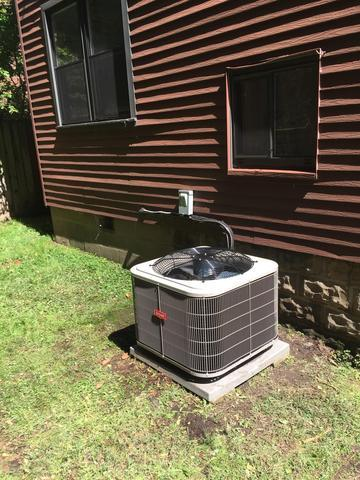Outdoor Condenser Replacement in Squirrel Hill, PA