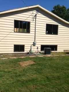 Fire damage from generator in Beachwood, Ohio - After Photo