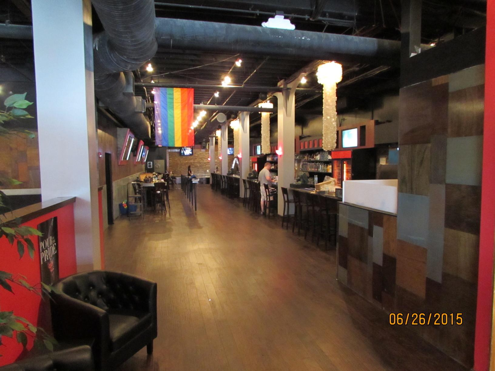 Disaster Restoration in Cleveland, OH bar - After Photo