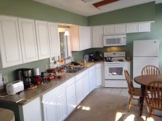 Kitchen fire repair and restoration in Eastlake, Ohio - After Photo