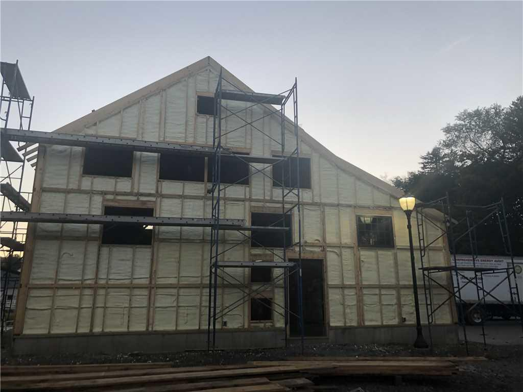 Shavertown, PA - Closed Cell Spray Foam - After Photo