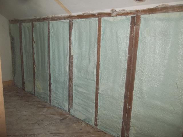 Spray Foam Installation in Endicott, NY