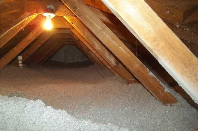 TruSoft Insulation In Attic, Jackson, PA