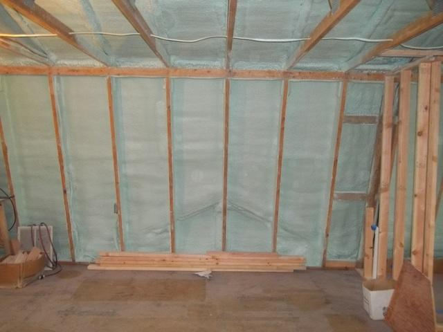 Spray Foam Insulation, Lanesboro, PA