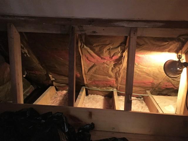 Apalachin, NY Spray Foam Insulation in Attic