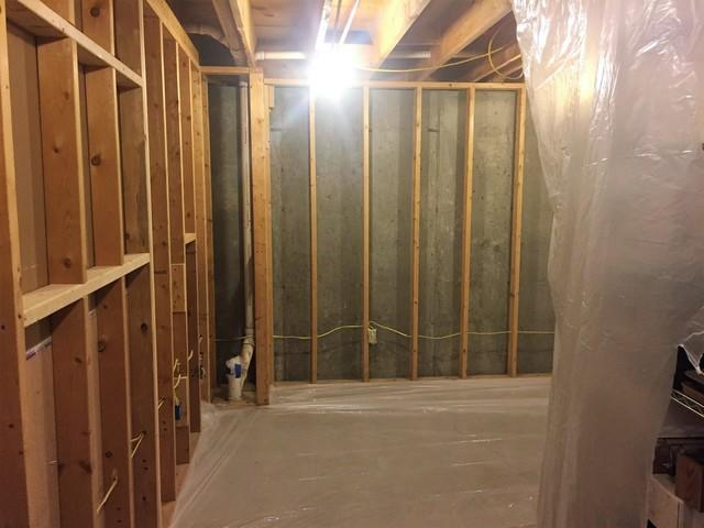 Port Crane, NY Spray Foam Insulation on Interior Walls