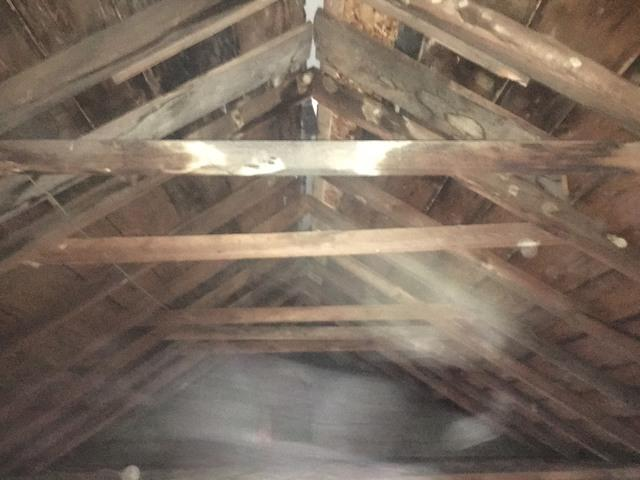 Harpursville, NY Spray Foaming the Attic Ceiling