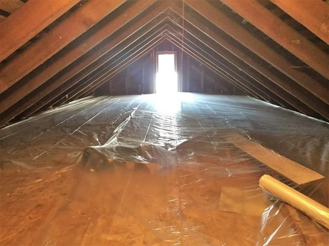 Harpursville, NY Spray Foaming in the Attic