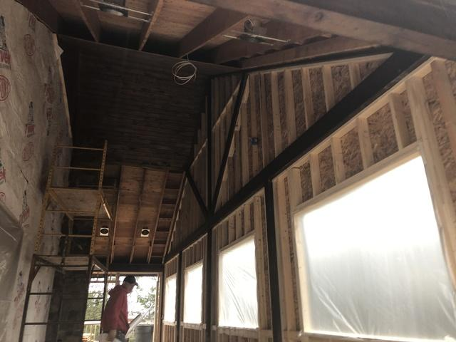 Spray Foam Commercial Work in Friendsville, PA