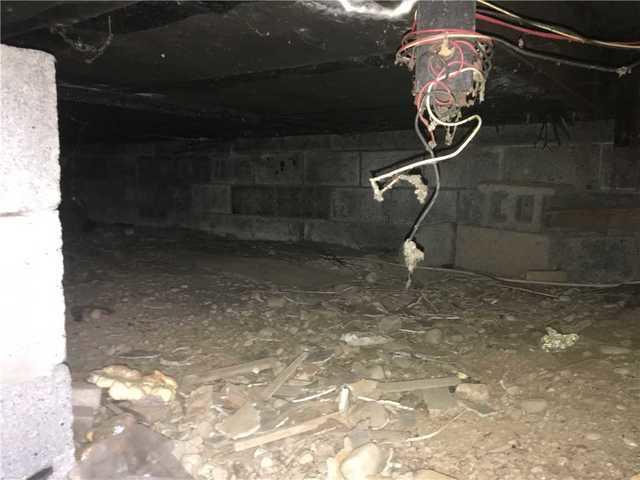 Spencer, NY - Crawl Space Encapsulation