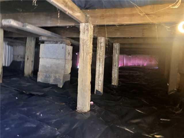 Berkshire, NY - Encapsulation Closed Cell Spray Foam