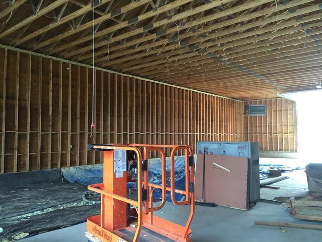 Spray Foam Insulated Barn in Newark Valley, NY