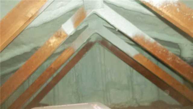 Upgraded Attic Insulation in Binghamton, NY