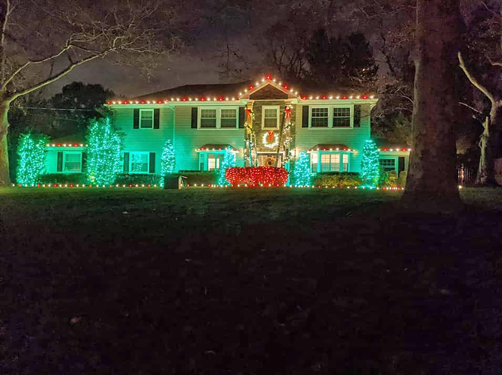 Showing the Green in Middletown, NJ - After Photo