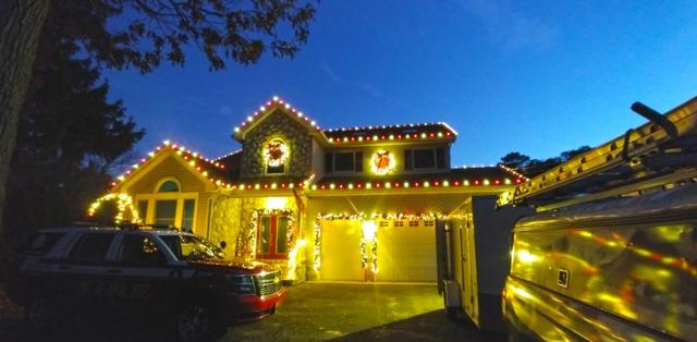 Professional Holiday Lighting in Farmingdale, NJ