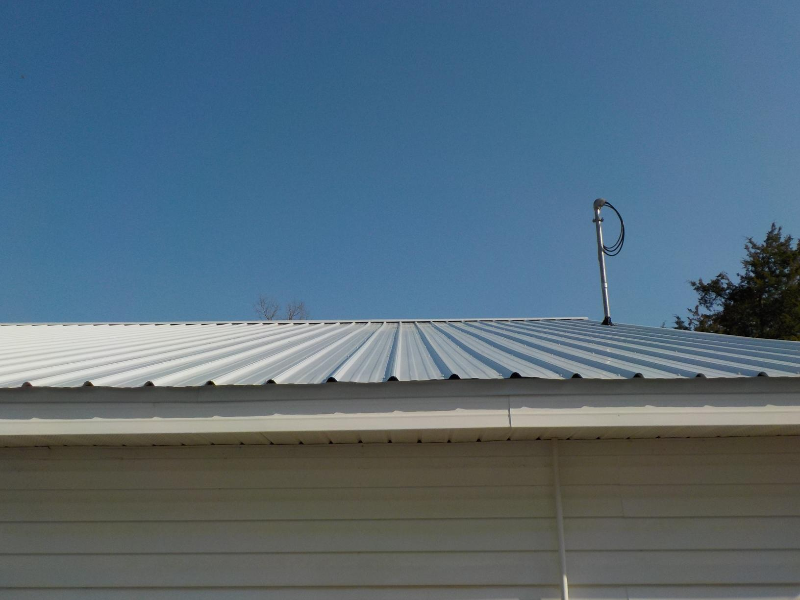 Before and After Solar Installation in Loris, SC - Before Photo