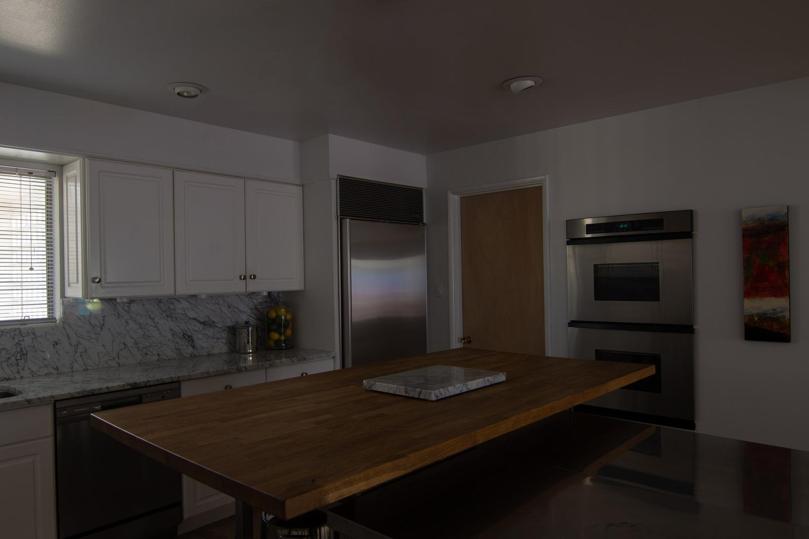 Brighter Kitchen in Council, NC - Before Photo