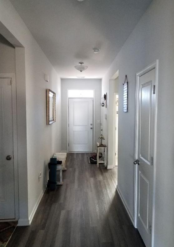 Brighten Up Your Hallway! - Before Photo