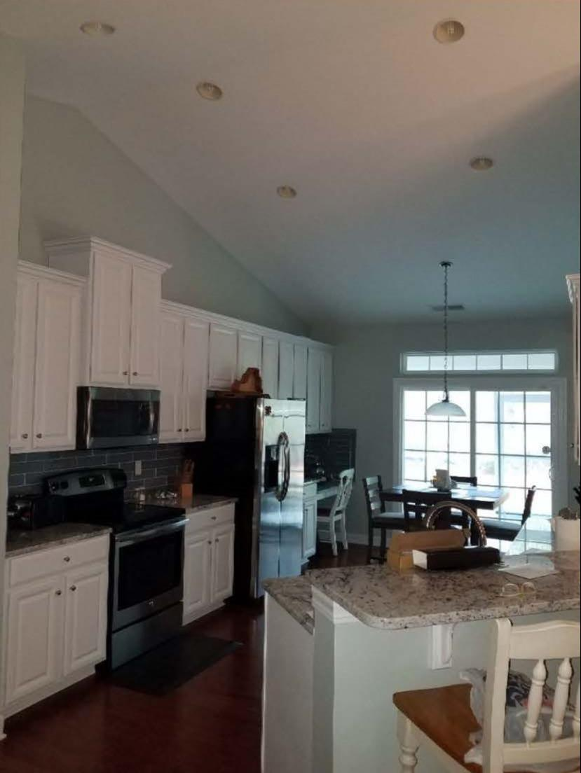 Adding Natural Light To Your Kitchen! - Before Photo