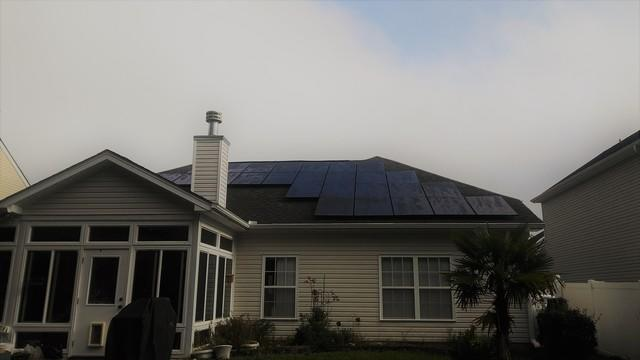Saving with Solar in Myrtle Beach, SC