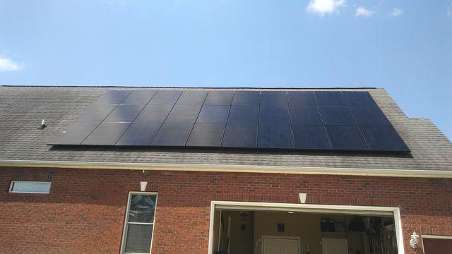 New Homes Go Solar, Goose Greek, Berkeley, SC, 29445