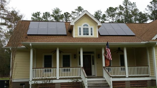 Solar Panels in Walterboro!
