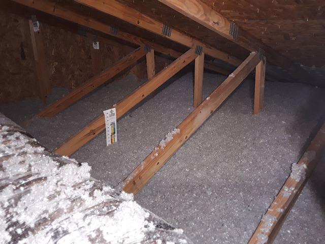 Attic Insulation in Rowland, SC