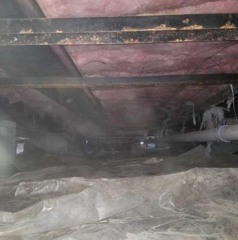Crawlspace Insulation in Cerro Gordo, NC!