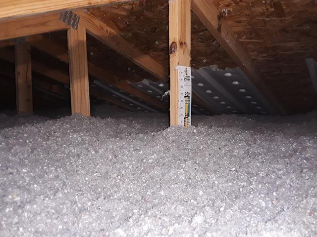 Attic Insulation in Evergreen, NC!