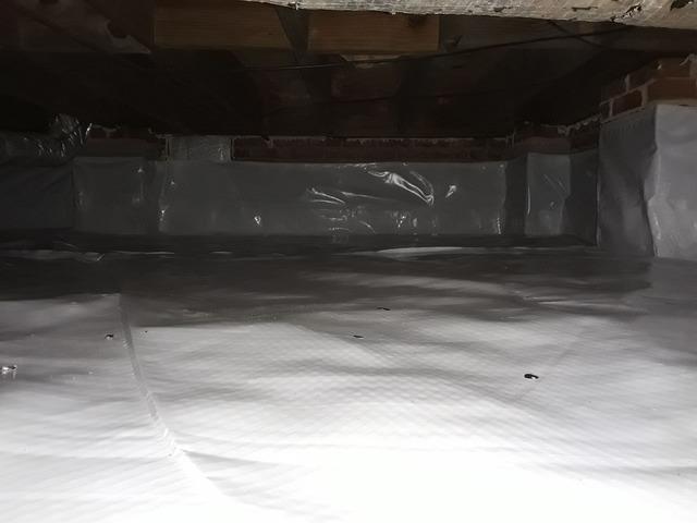 Crawlspace Encapsulation in New Zion, SC!