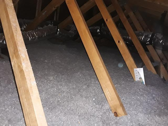 Attic Insulation in Society Hill, SC