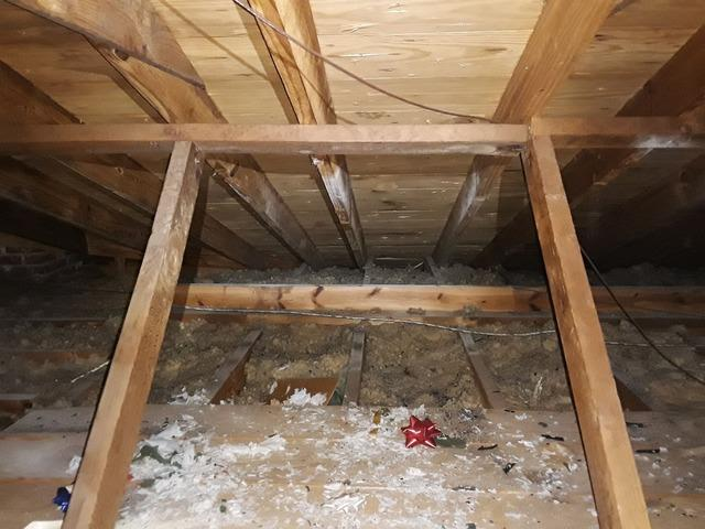 Attic Insulation in Florence, SC!