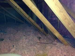 Blown-In Attic Insulation in Isle of Palms