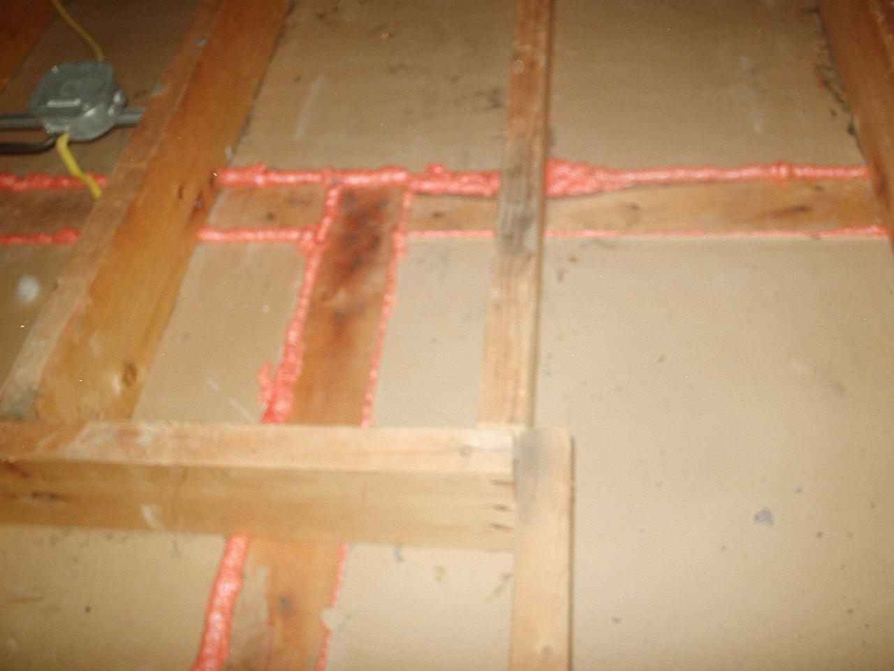 Attic Air Sealing in Plainfield, IN - After Photo